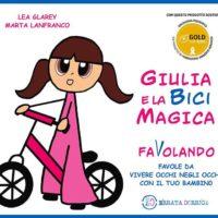 Giulia e la bici, il libro