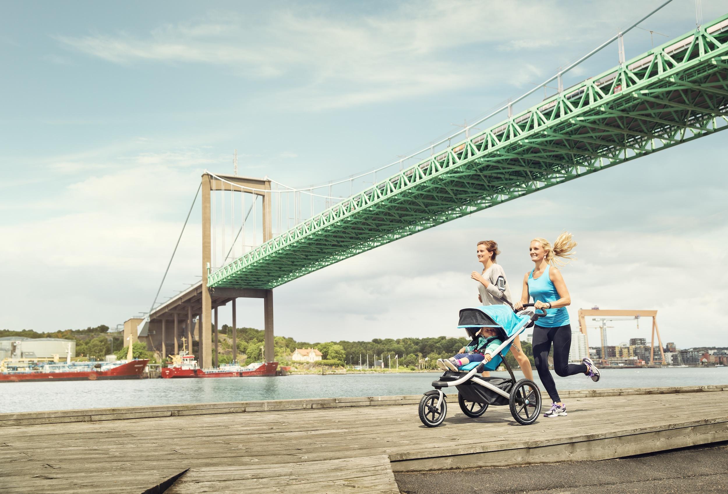 Thule Urban Glide: divertiti con tuo figlio