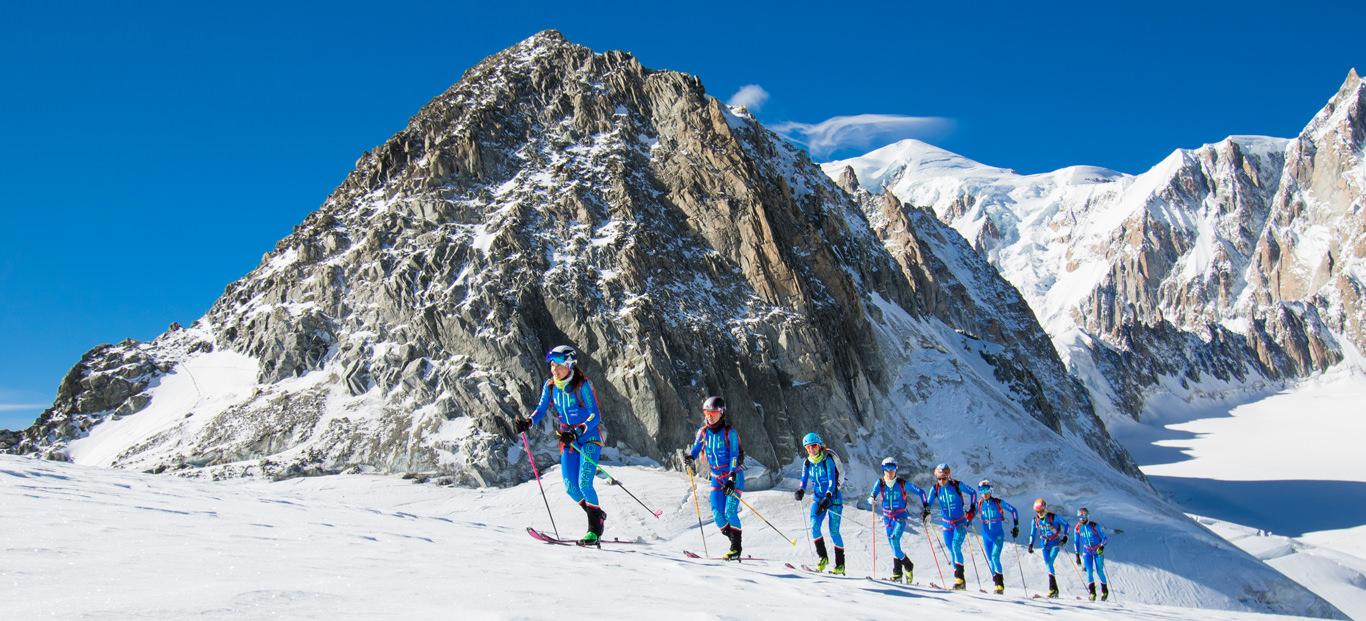 Sci Alpiniste fiere di esserlo