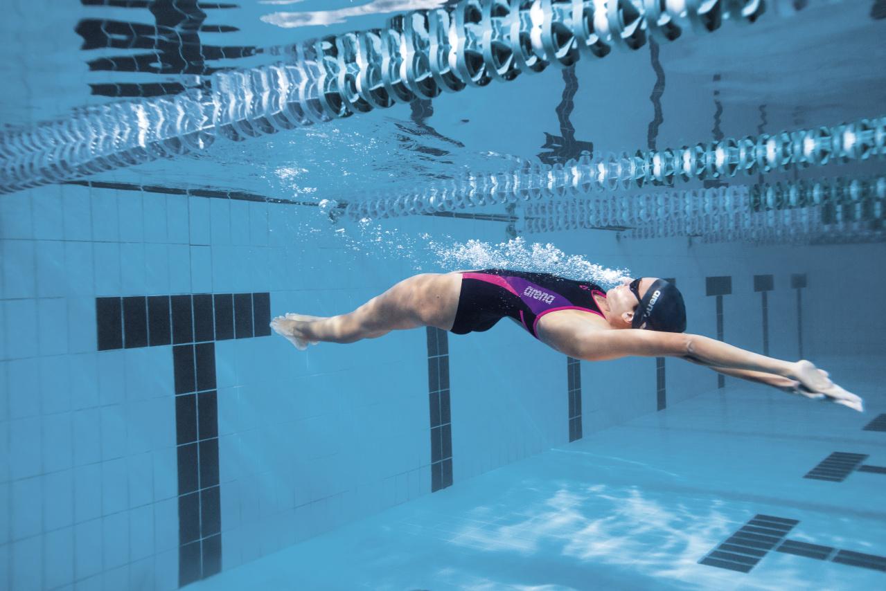 Nuotare giova… gravemente alla salute