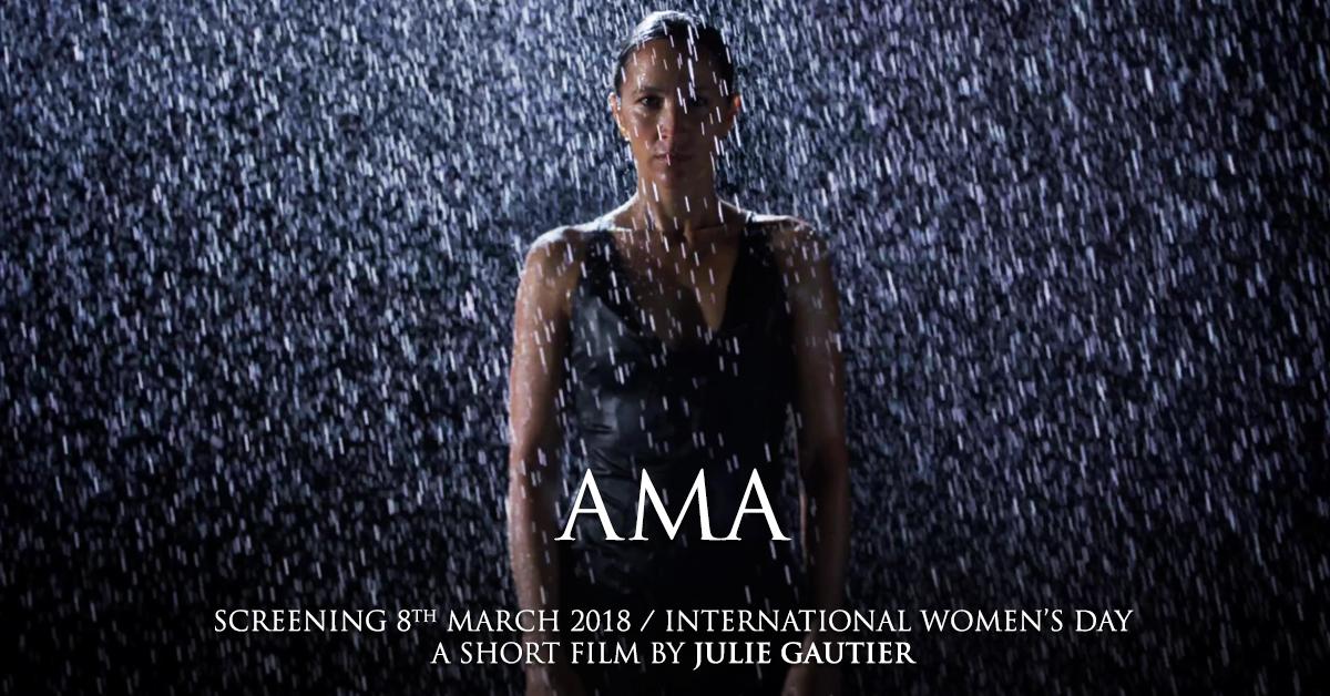 AMA, donna del mare
