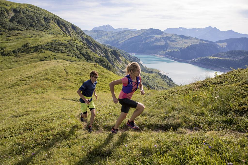 Salomon trail running è How to Trail