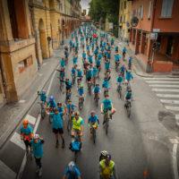 Sunrise Bike Ride a Bologna