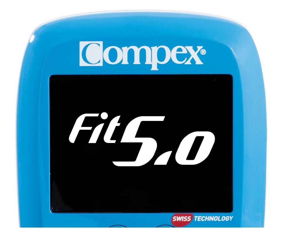 Compex FIT 5.0 episodio 1