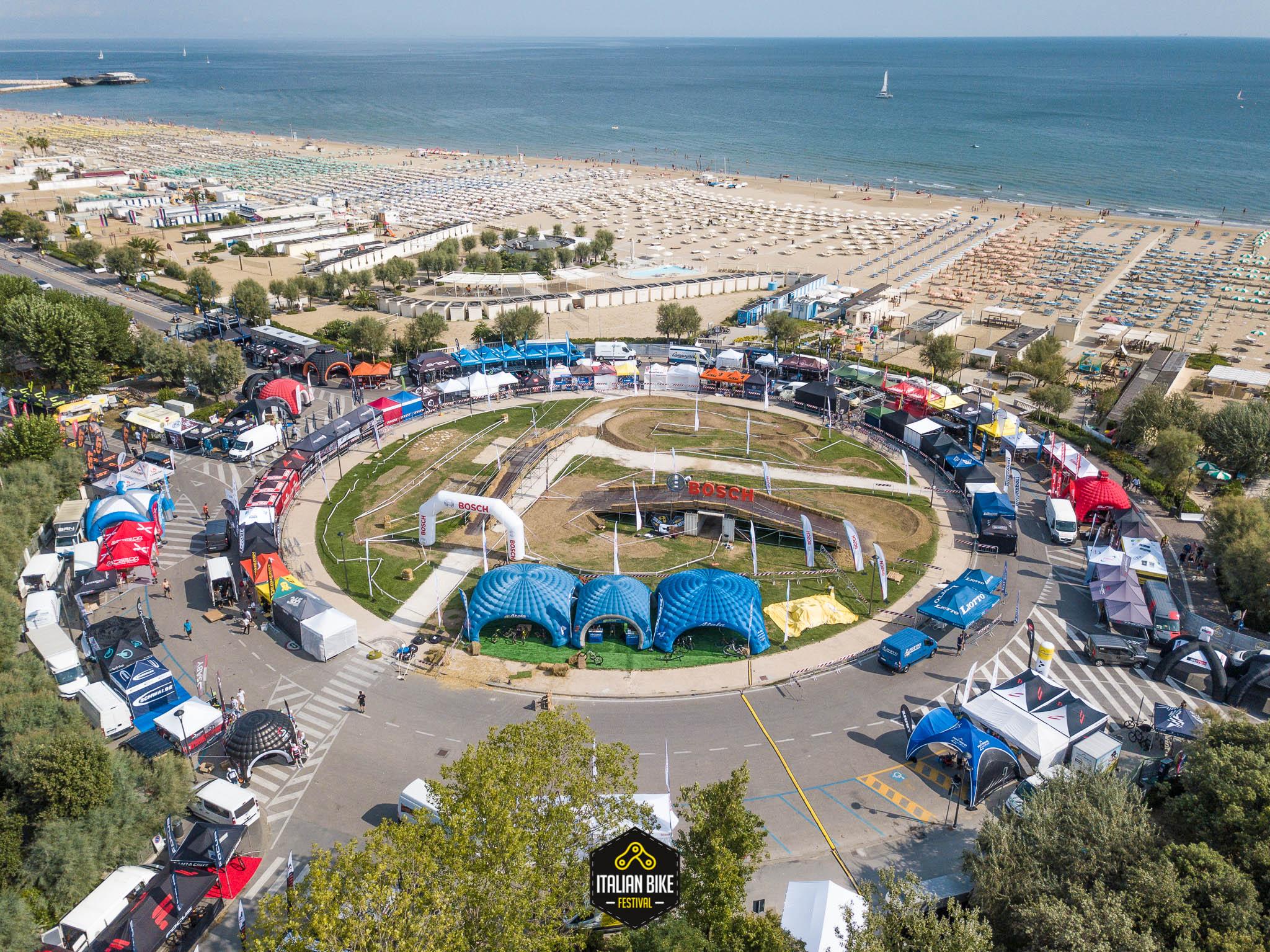 ItalianBikeFestival: la bici va al mare…