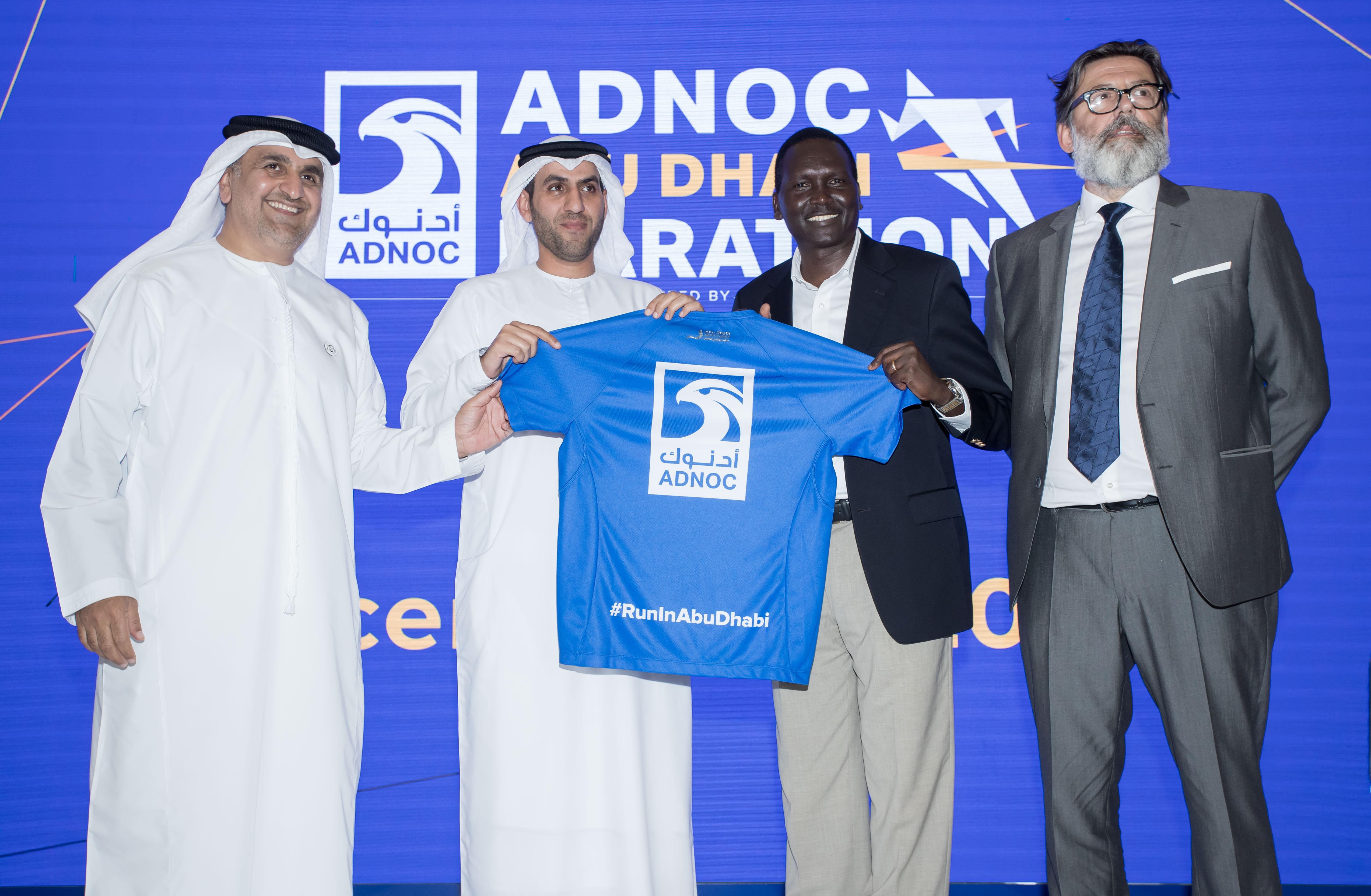Abu Dhabi Marathon con EA7