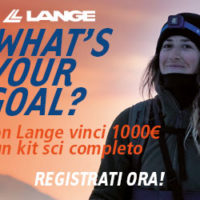 What's Your Goal? Il contest di LANGE