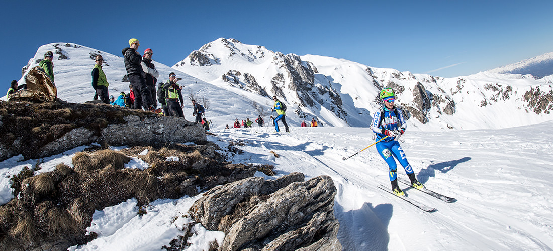 Speciale Ski Alp: Karpos e Katia Tomatis