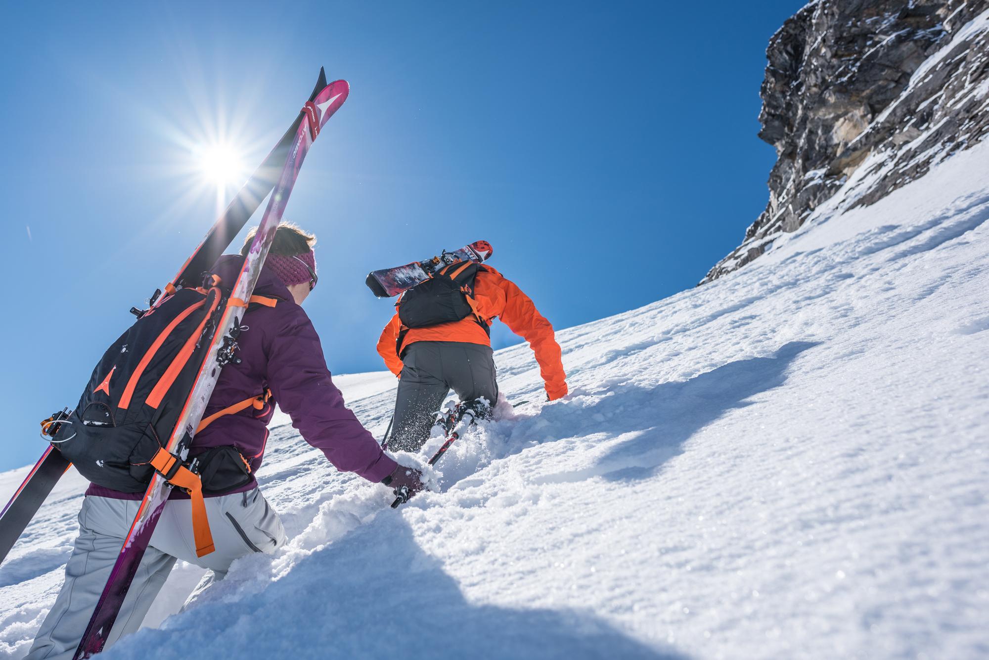 Speciale Ski Alp: Atomic