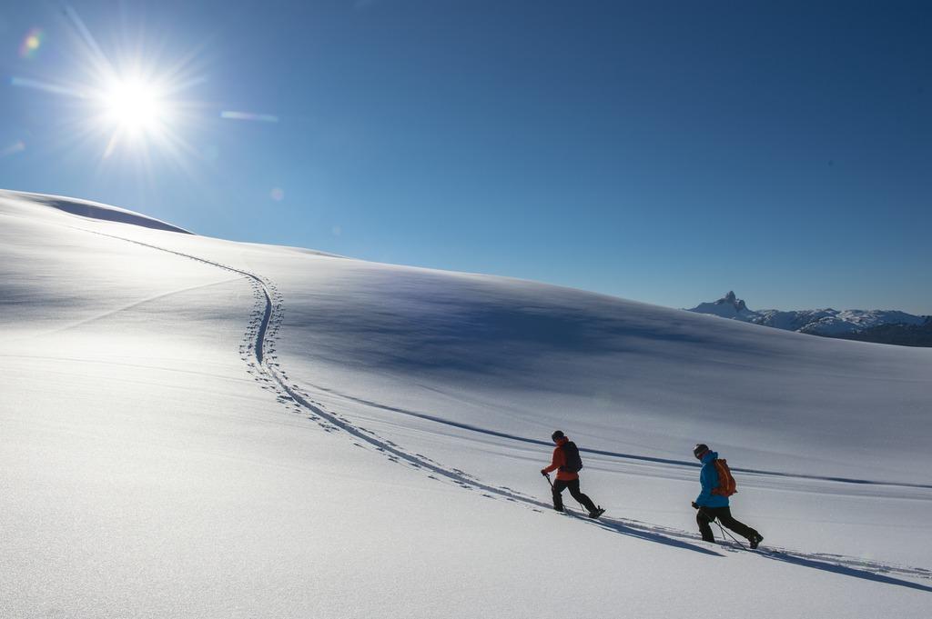 Lo sci alpinismo è una questione di donne