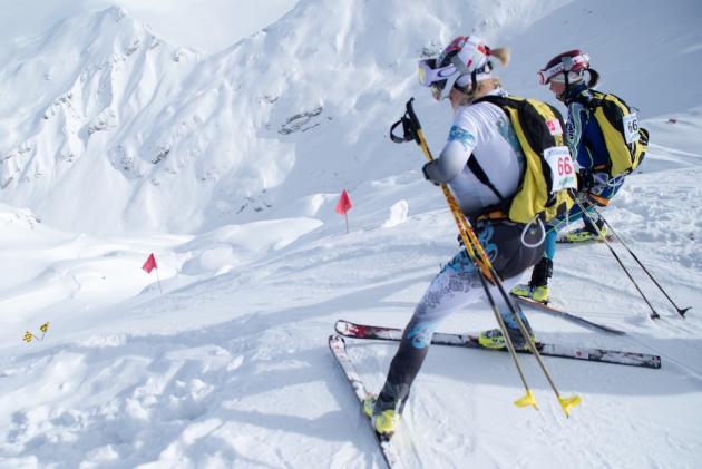 Speciale Ski Alp: Crazy Idea