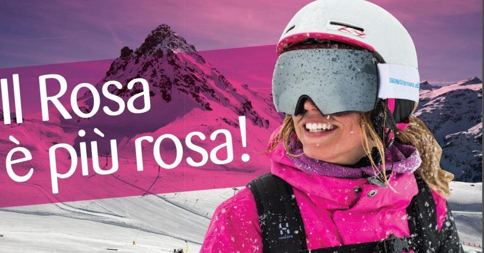 Monterosa Ski… per le donne!