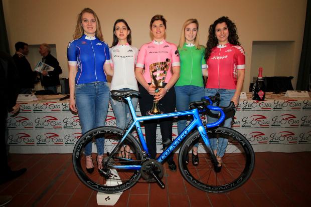 GSG ancora con il Giro Rosa