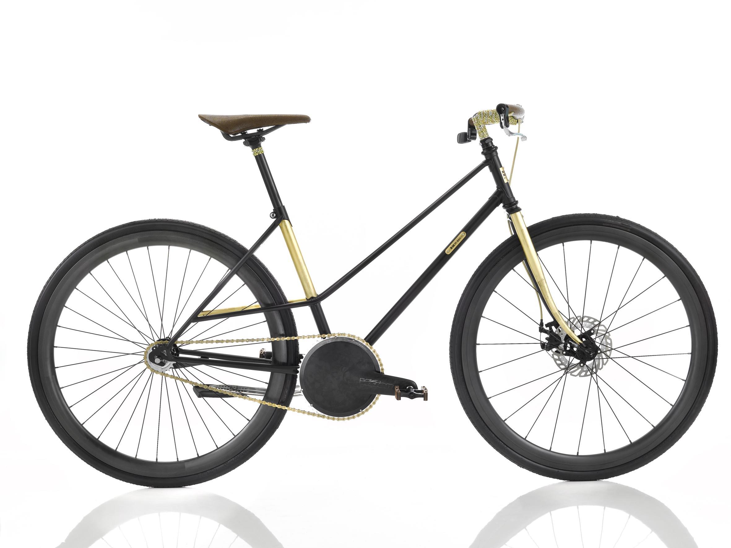 Badgley Mischka: la luxury bike