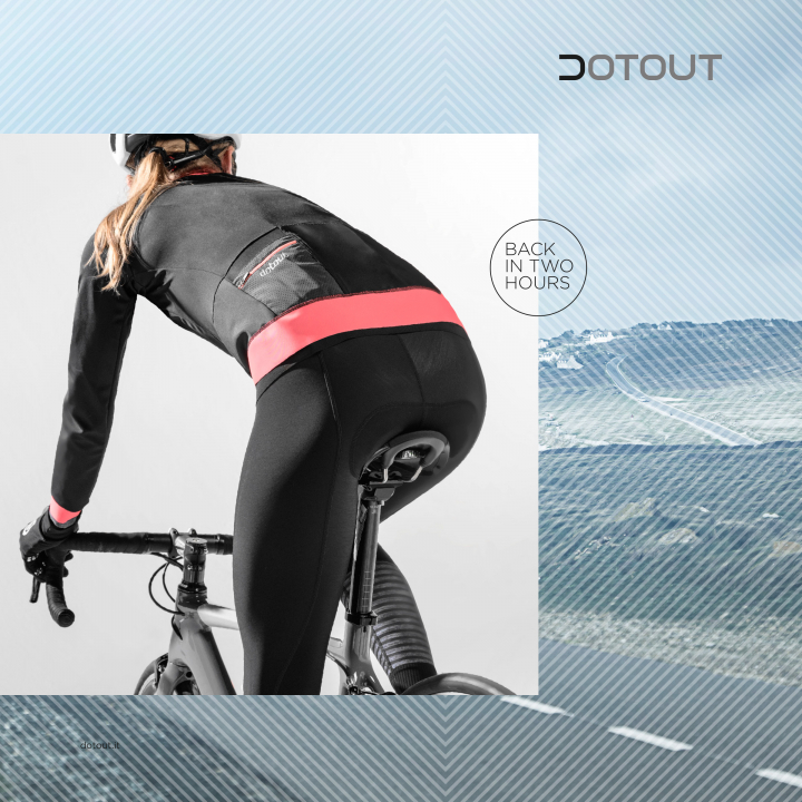 Dotout Bodylink W Jacket