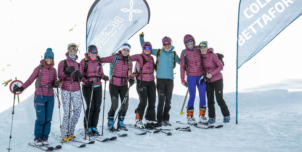 Pink Experience Monterosa Ski e LILT