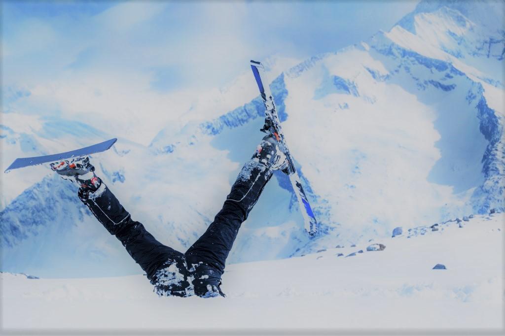 Cadute sugli sci: prevenire per evitare