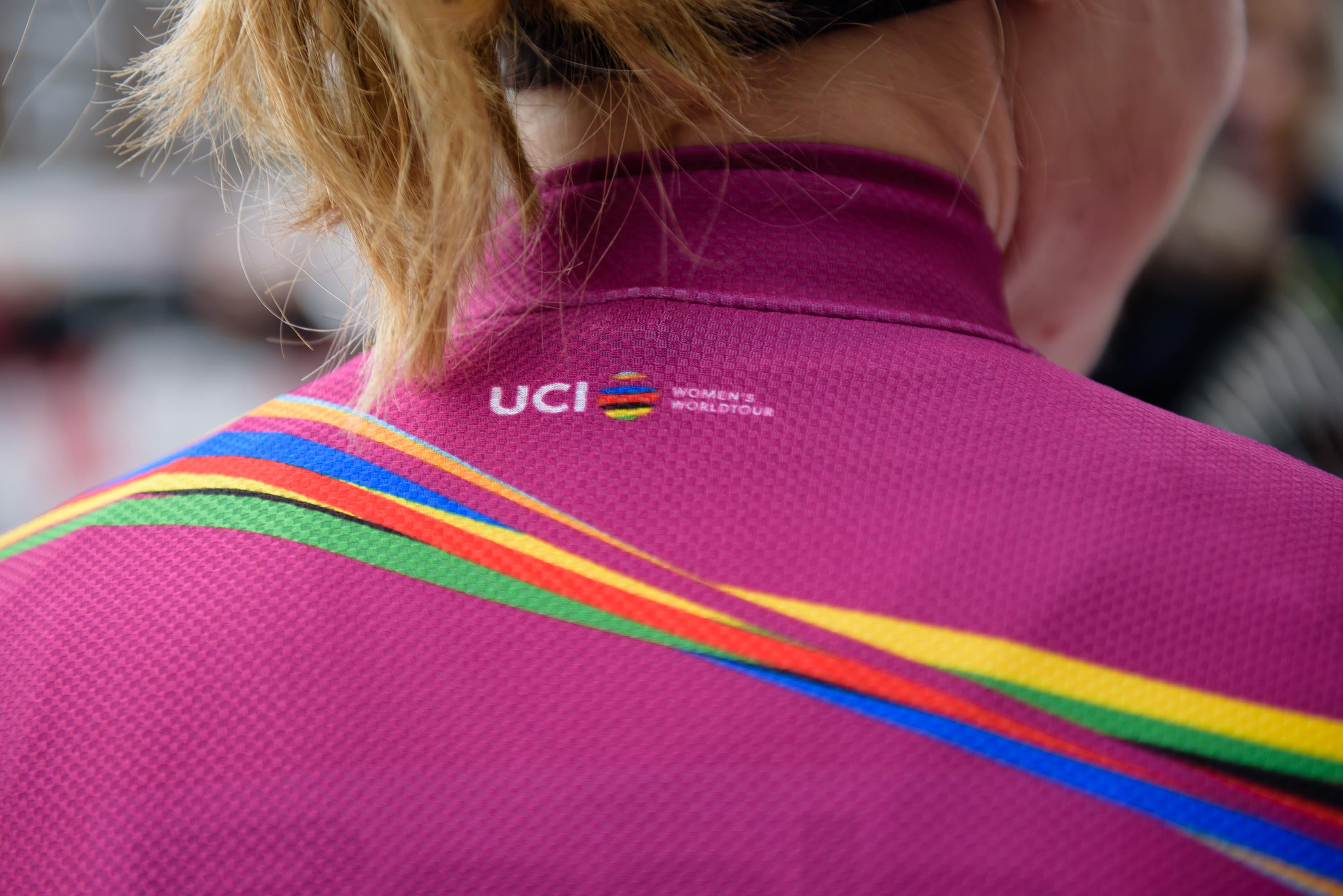 Santini e UCI Women's WorldTour