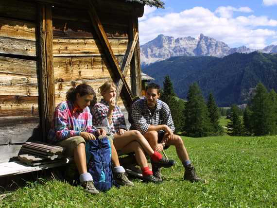 Vacanze Low-Cost in montagna!
