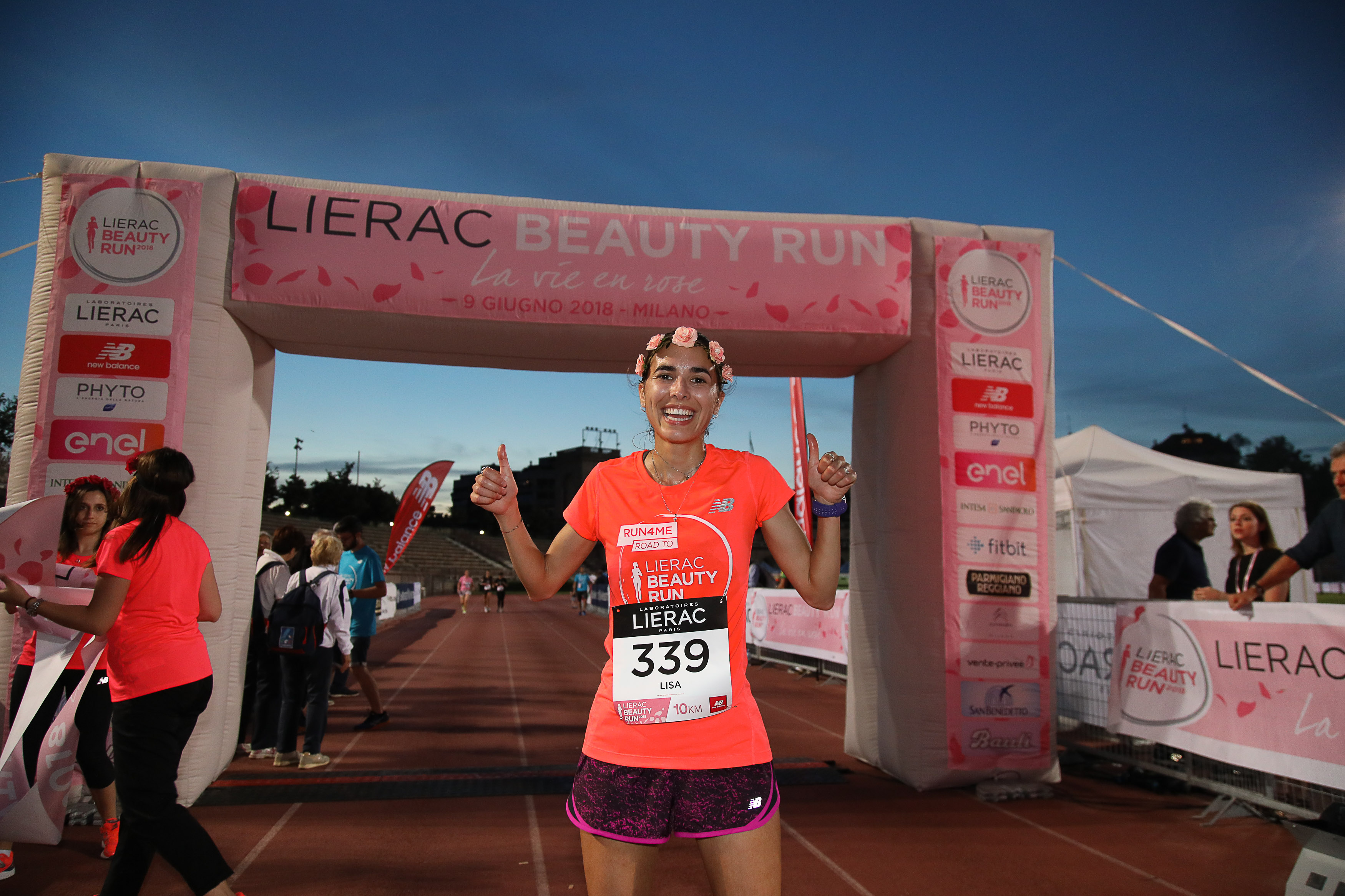 Lierac Beauty Run al via l'8 giugno
