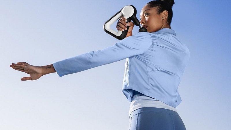 Terapia a percussione contro i dolori muscolari