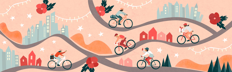 Con LIV un Natale su 2 ruote… e non solo
