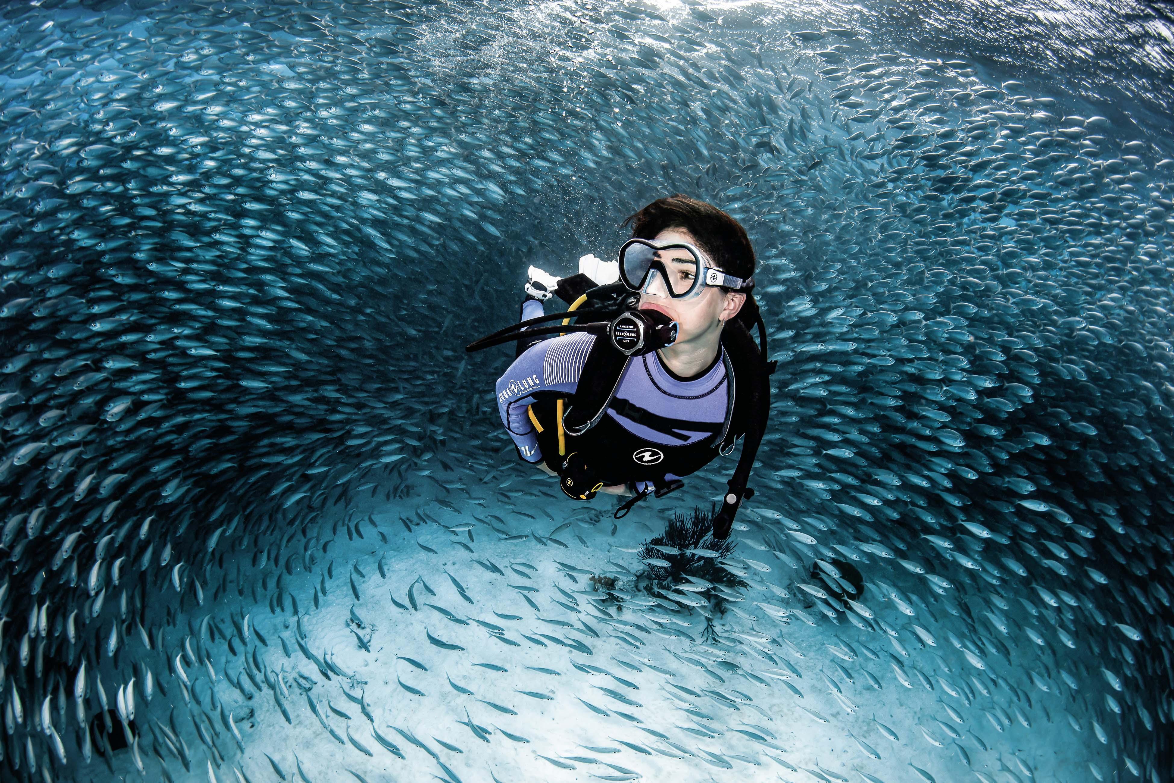 Aqua Lung Legend 3: è sempre tempo per immergersi