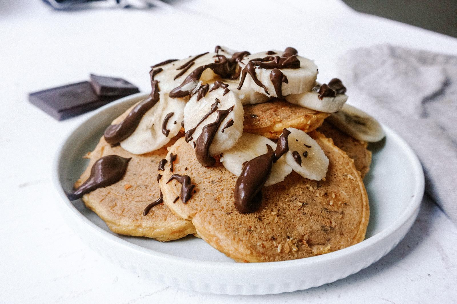Prendi un pancake e ne avrai per tutti i gusti