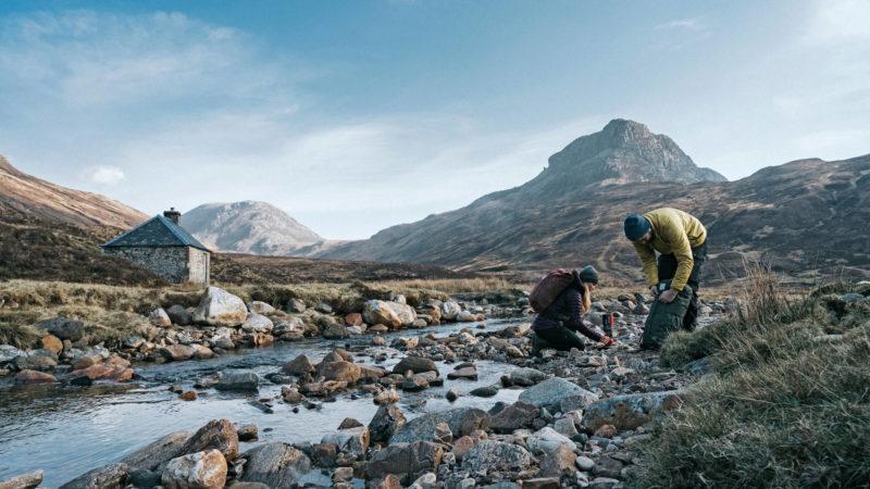 GREEN MOOD: Osprey lancia la sfida al mondo outdoor