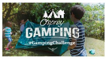 Osprey #GampingChallenge