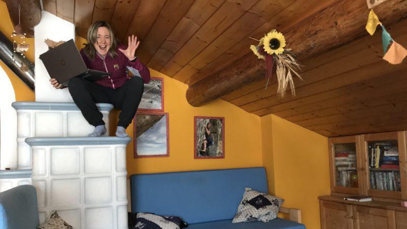 Sara Avoscan: la sue giornate e i suoi progetti