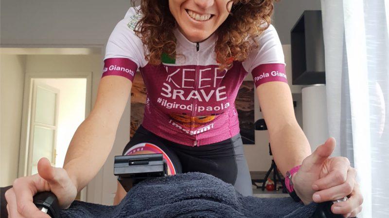 Paola Gianotti ed Elastic Interface® pedalano insieme il 18 aprile…seguili!