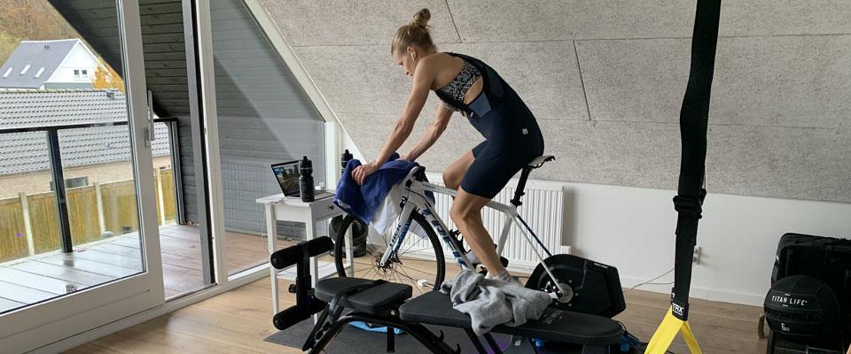 Santini: don't stop training!