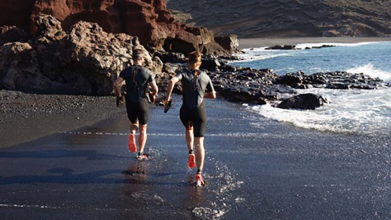 Michelin + Vivobarefoot = Tempest for swimrun
