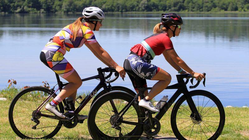 Lago Collection: femminilità in bici