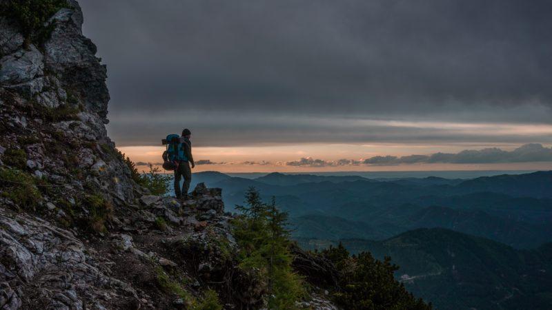 Dove vai senza la calza da trekking giusta?