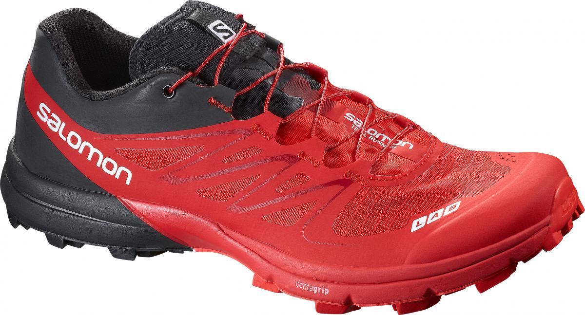 379457 0 S-LAB SENSE 5 ULTRA SG racing red black Unisex