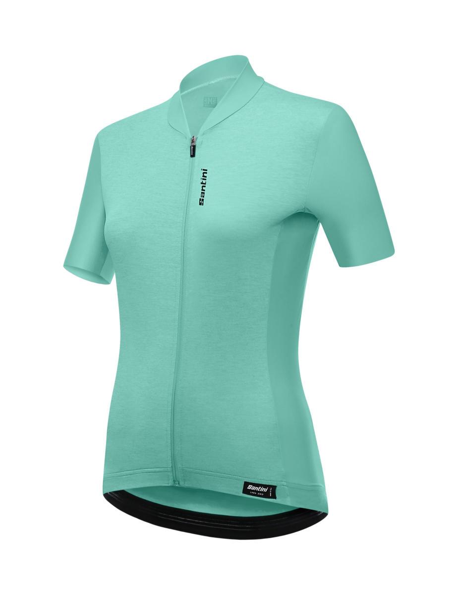 SANTINI 365 Scia jersey acqua-green front